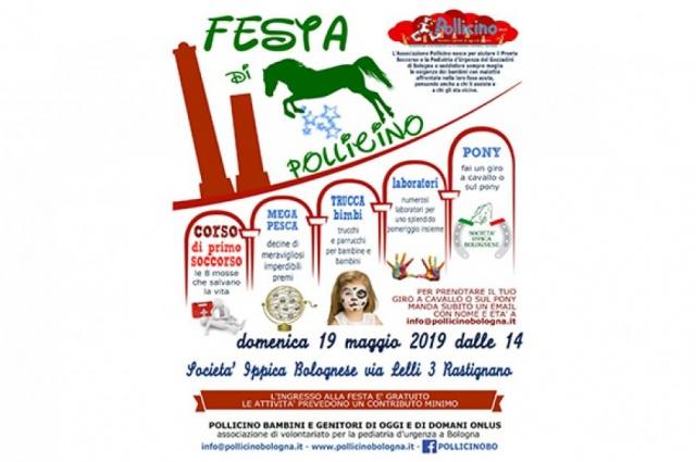 FESTA DI POLLICINO  - 19 maggio 2019